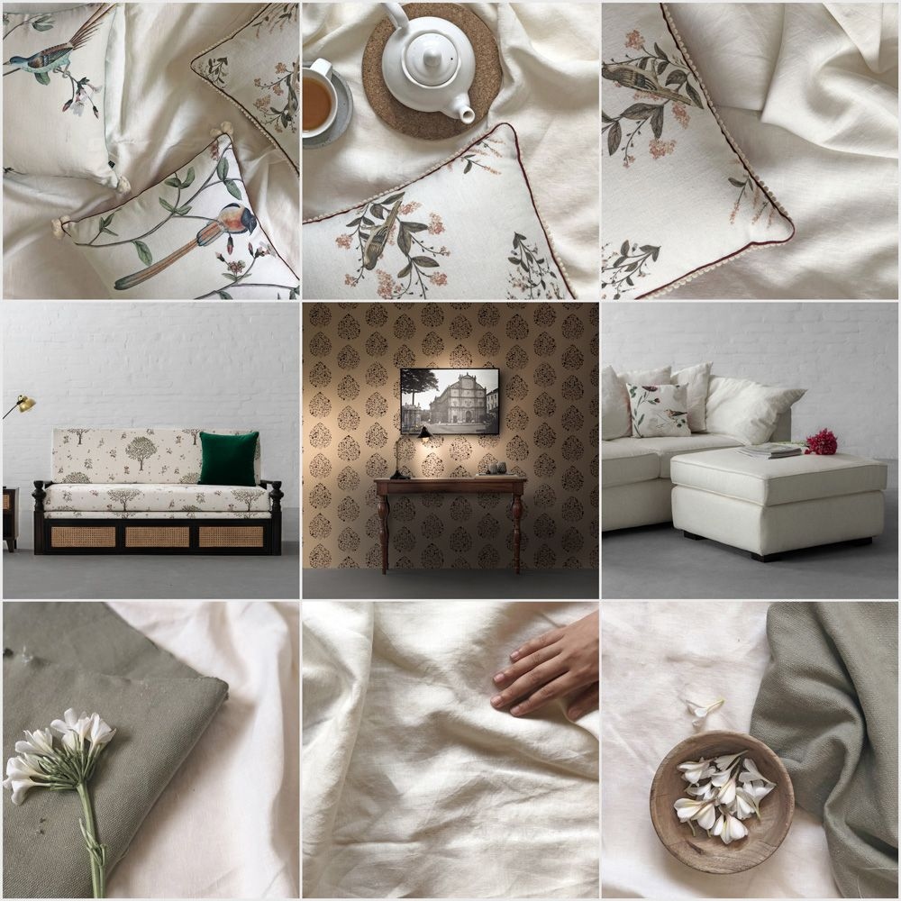 Perfectly Imperfect Linen