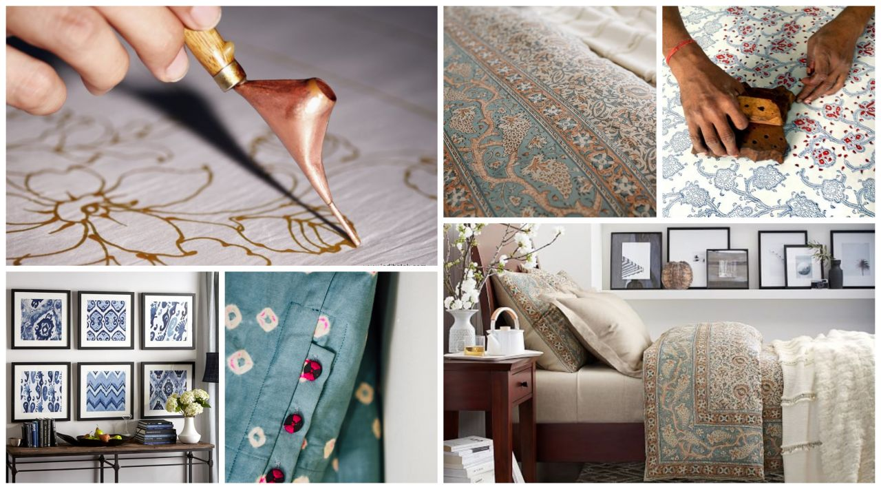 Native Printing Styles that Make Indian Textiles Desirable