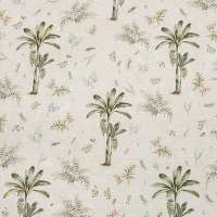 "100% Linen Banana Tree Fabric Swatch 6"" x 6"""
