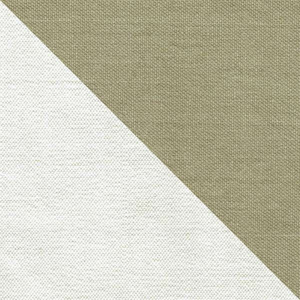 Linen Cotton Natural & Linen Cotton Sage