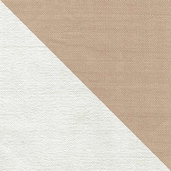 Linen Cotton Natural & Linen Cotton Sand