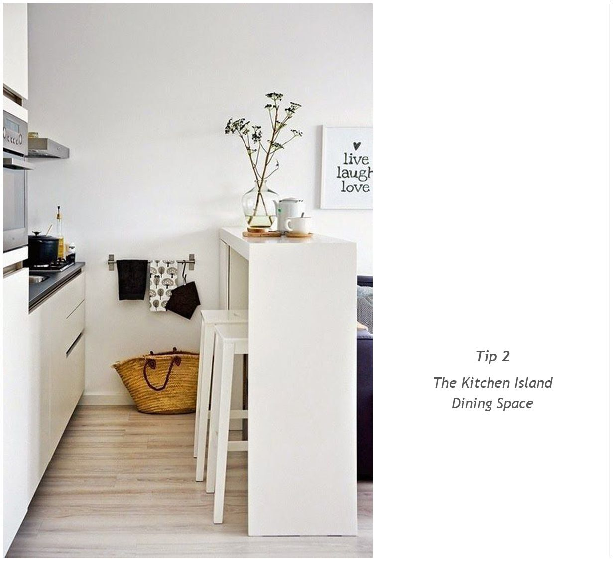 Small Dining Room Solutions: Smart Solutions For Small Dining Space