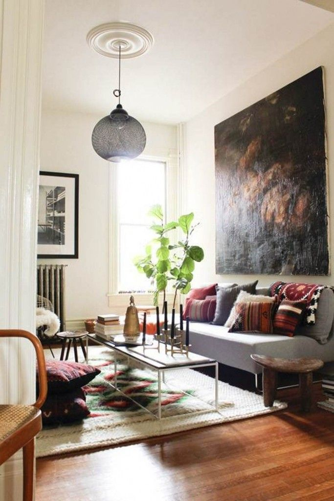 wall decor ideas for large spaces
