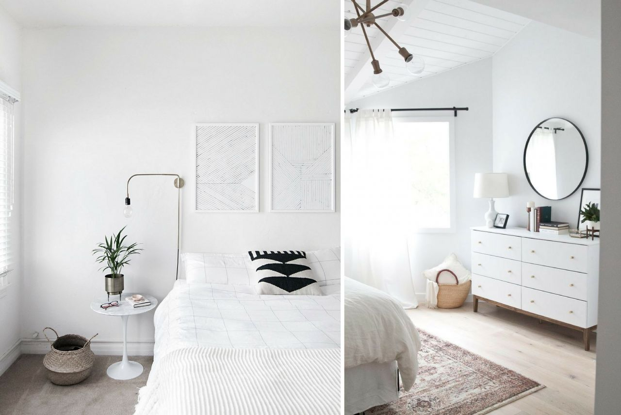 minimal bedroom - Minimal Room Decor