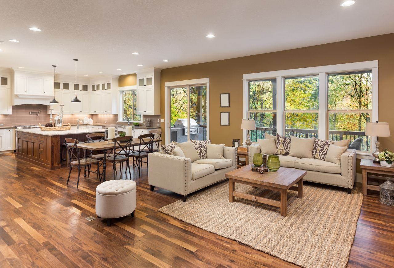 Style Your Extra Large Living Rooms