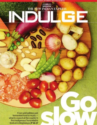 Indulge, The New Indian Express
