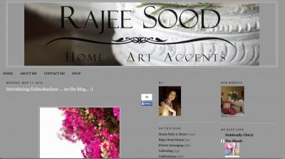 Rajee Sood Blog