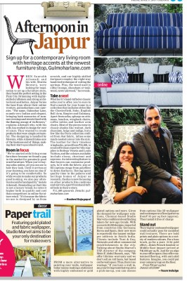 Indulge- The New Indian Express