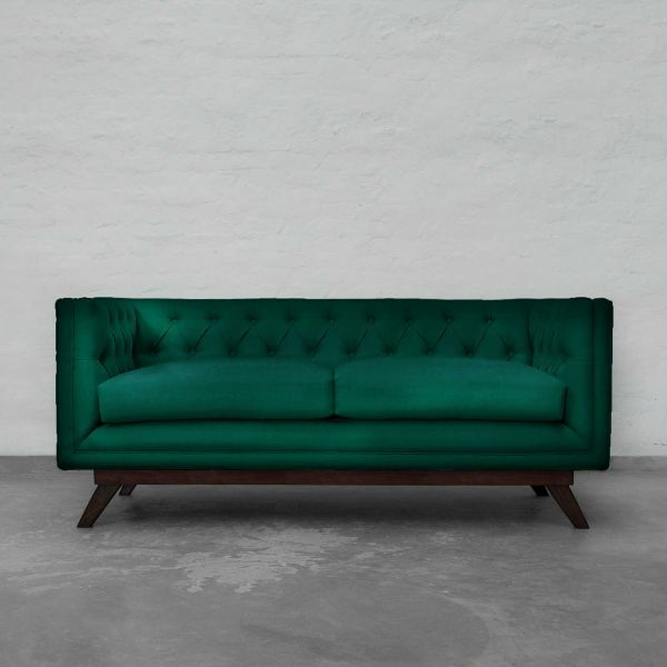 Royal Samode Velvet Emerald