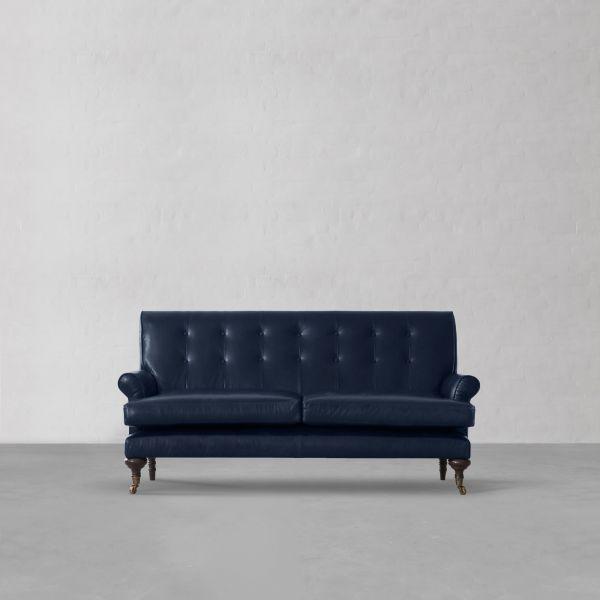 Indigo Leather