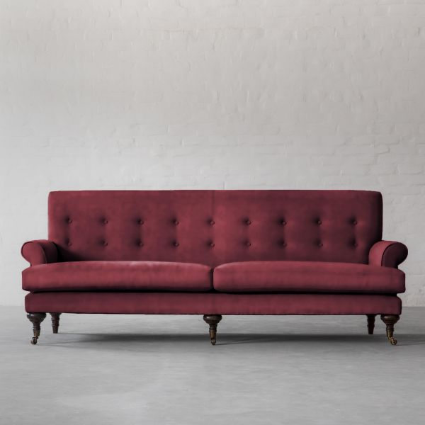 Royal Samode Velvet Pomegranate