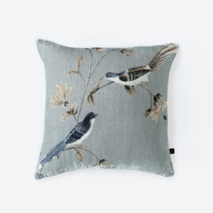 Dusk Chatter Cushion Cover