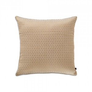 Kashmir Gate Cushion Collection Gold Leaves