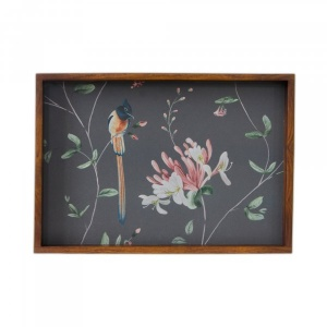 A Persian Garden Dusk - Wooden Tray