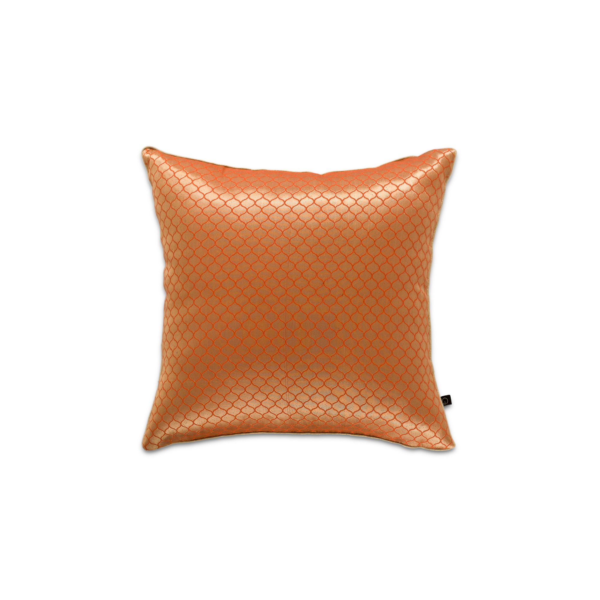 Mehtab bagh Cushion Cover Collection Amber