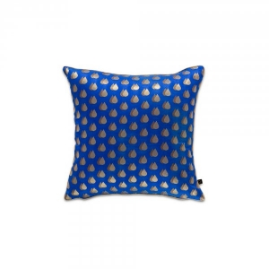 Nishat Bagh Cushion Collection Sapphire Blue