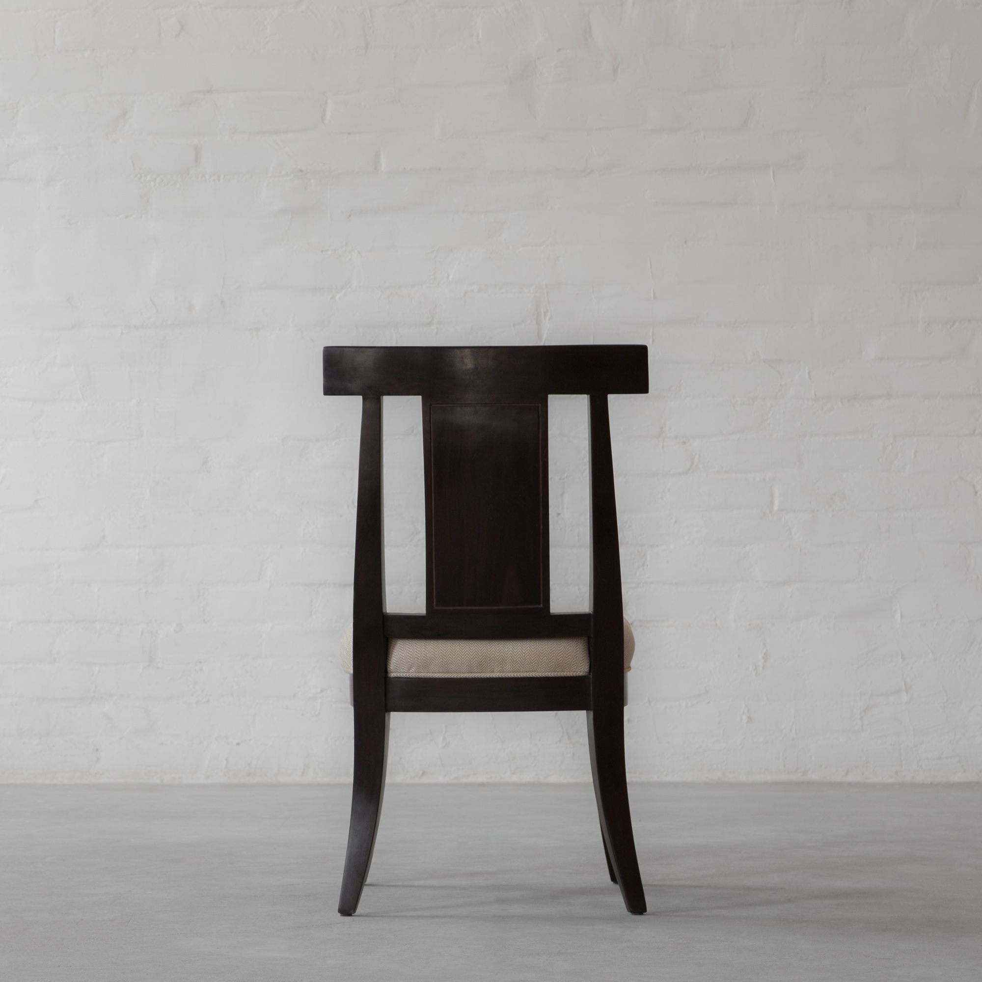 Arcade Dining Chair- Armless