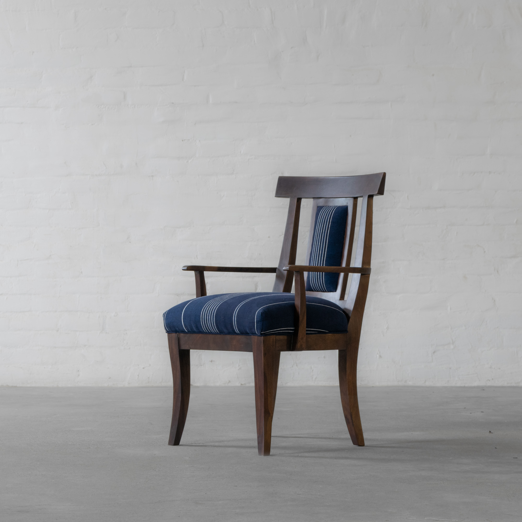 Arcade Dining Chair- With Arms