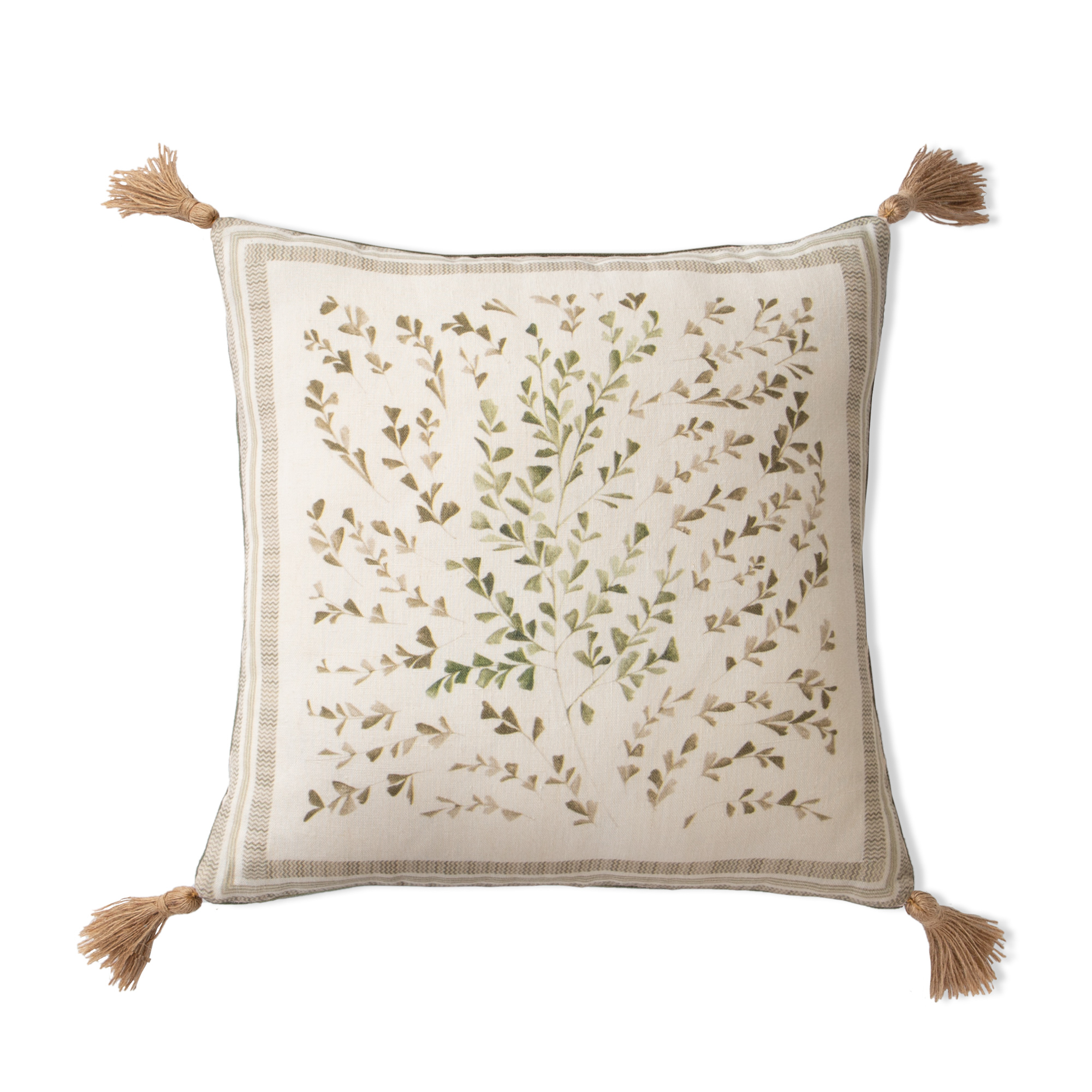Autumn Bloom Cushion Cover
