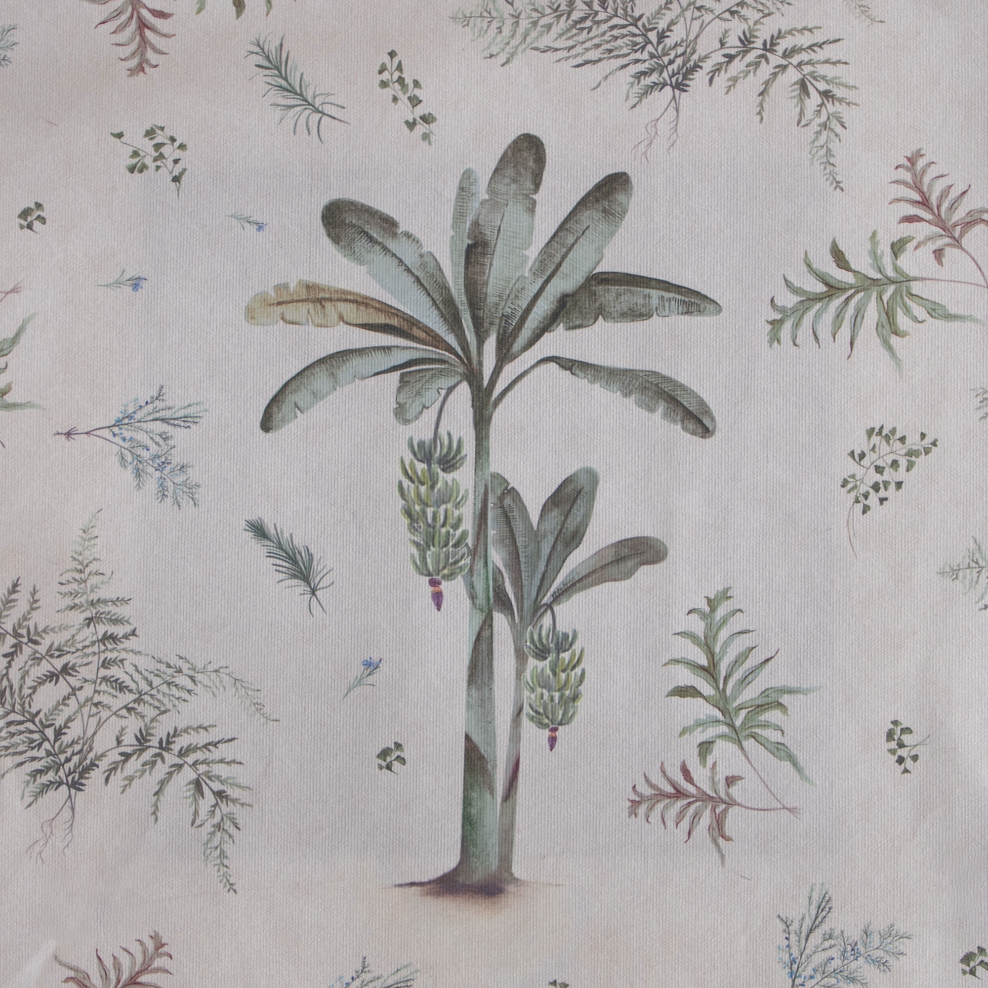 "BANANA TREE - Wallpaper Swatch 7"" x 10"""