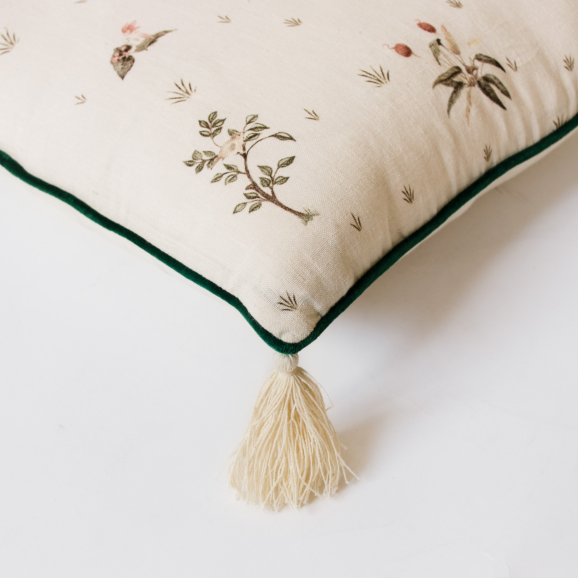 Nature's Gathering Cushion Cover