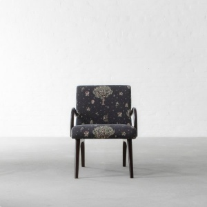 The Bombay House Fabric Armchair