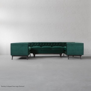 Bombay U-shaped Extra Large Sectional