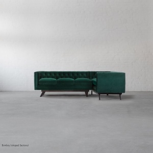 Bombay Large L Shaped Sectional
