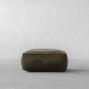 Boston Leather Floor Cushion