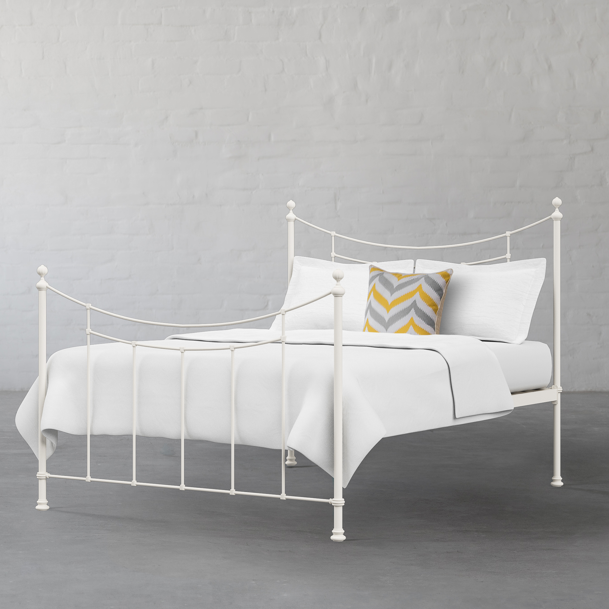 Brighton Metal Bed Collection