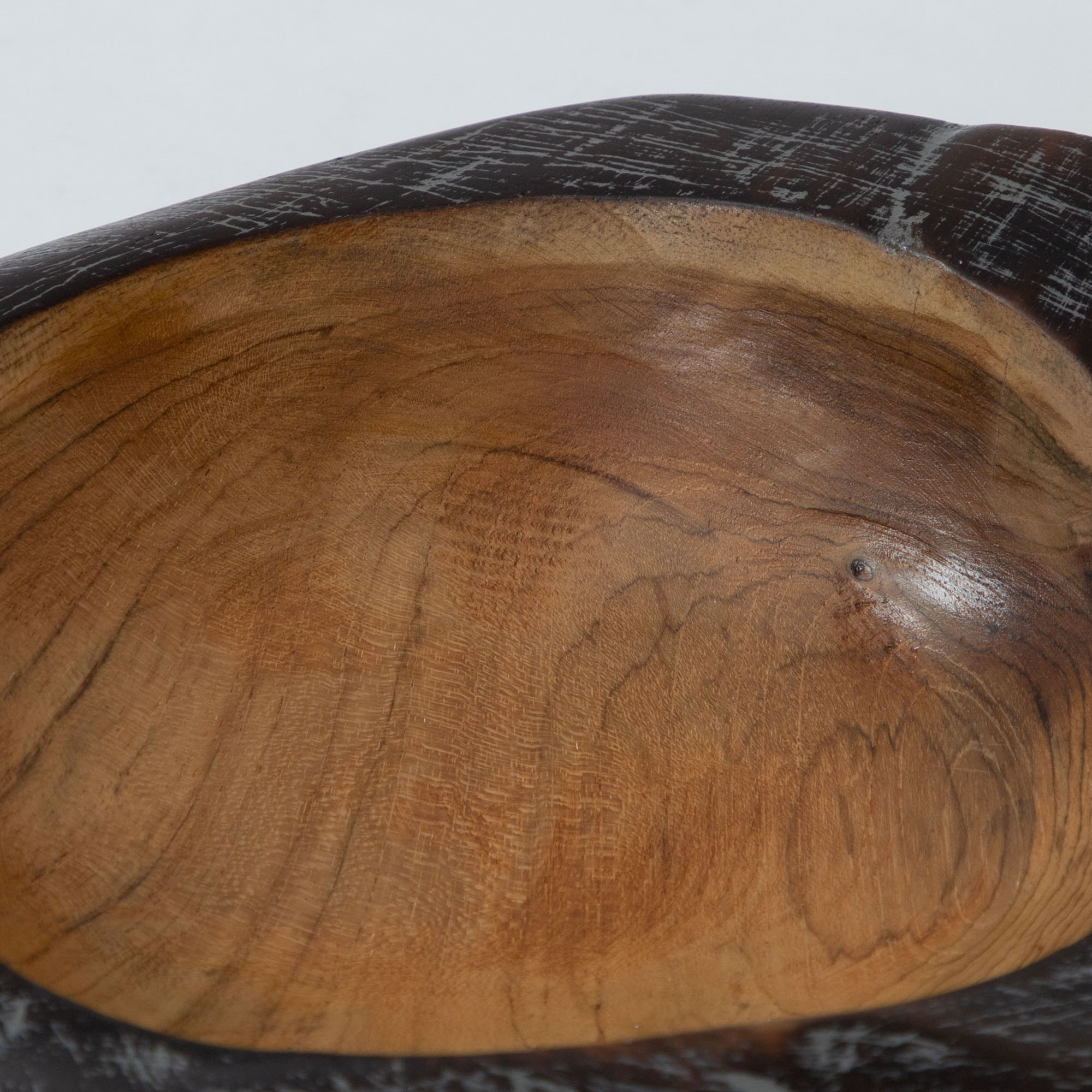 Cairo Ebony Wooden Bowl – Small