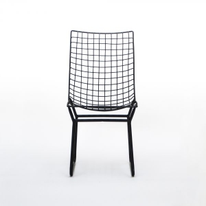Rosso Metal Chair 1