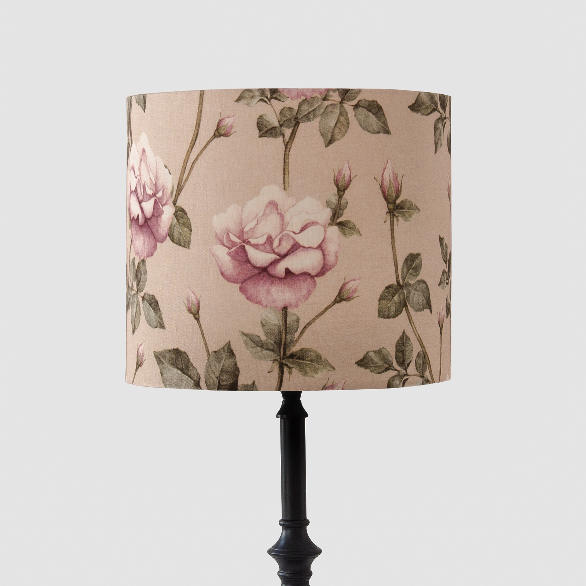 Chalet Cylindrical Table Lampshade - Secret Garden
