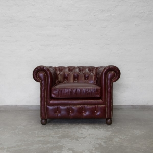 Chesterfield Leather Collection