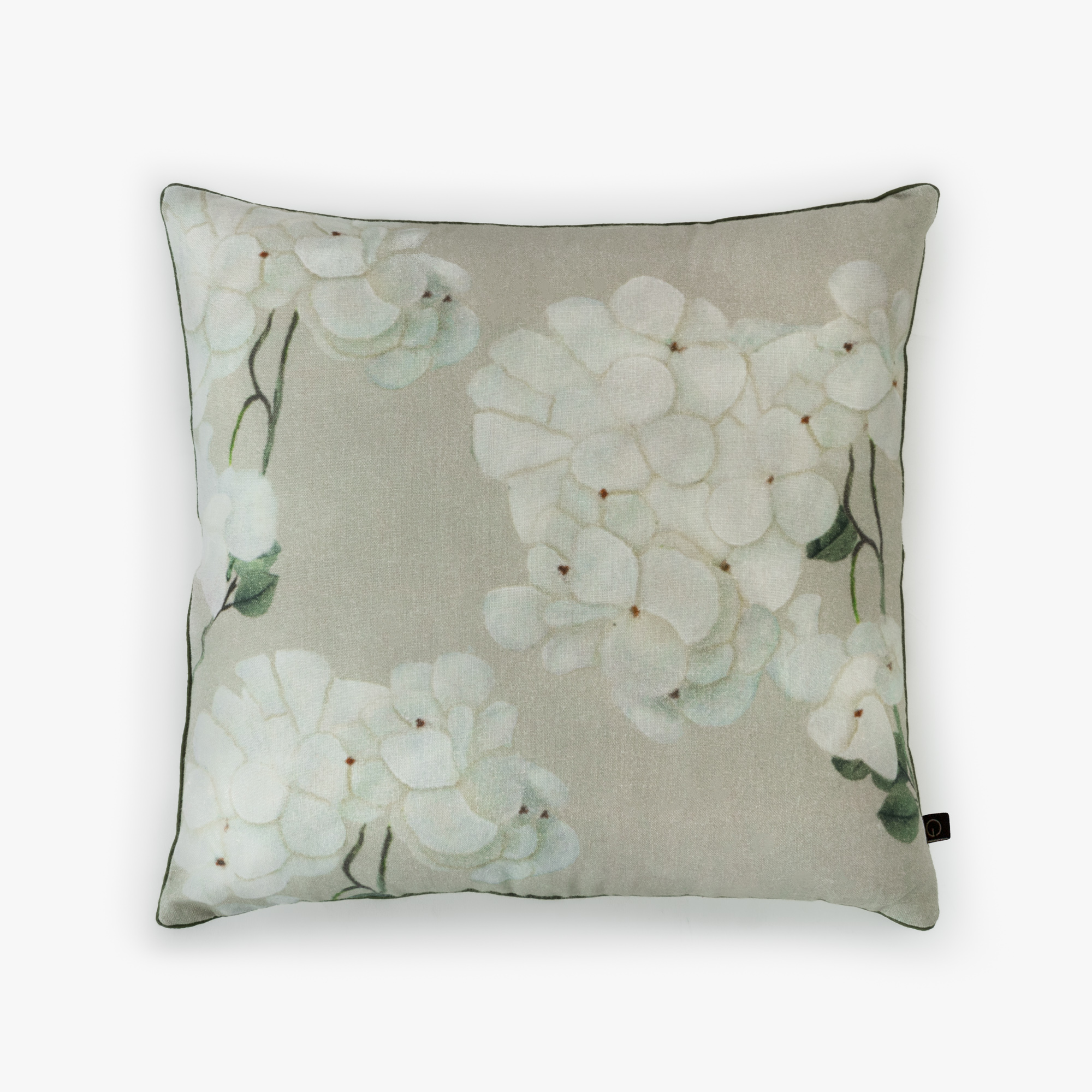 PEARL HYDRANGEAS CUSHION COVER