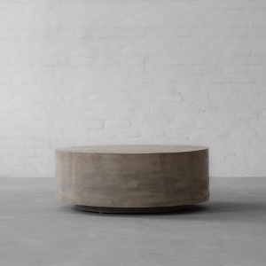 Concrete Island: Moon Coffee Table
