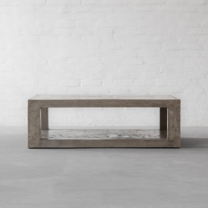 Concrete Island: Tunnel Coffee Table