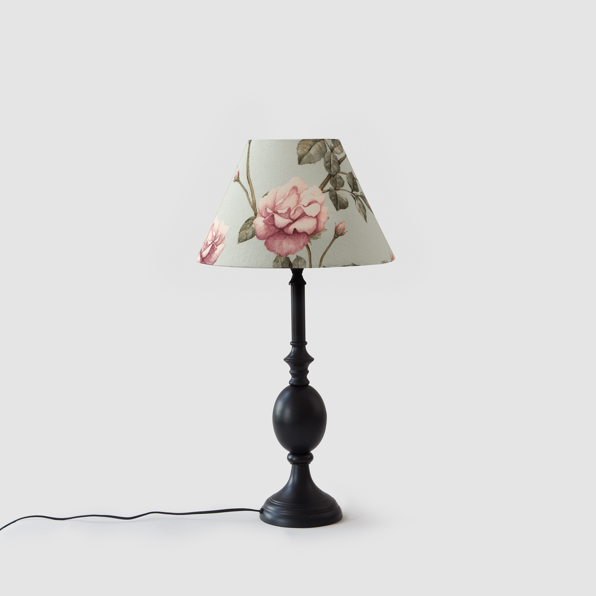 Cottage Bell Lampshade – Small – Country Garden