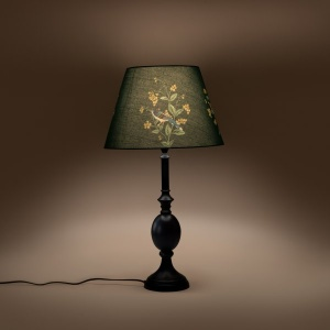 Cottage Bell Lampshade - Large - A Persian Corridor Monsoon