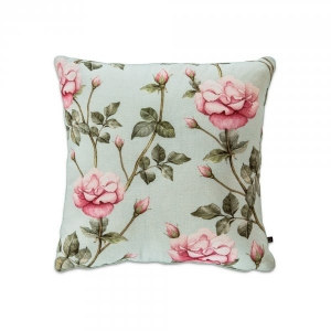 Country Garden Rose Cushion Cover