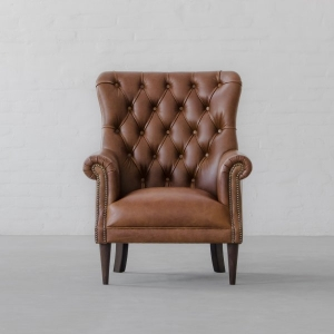 Dalhousie Leather Armchair