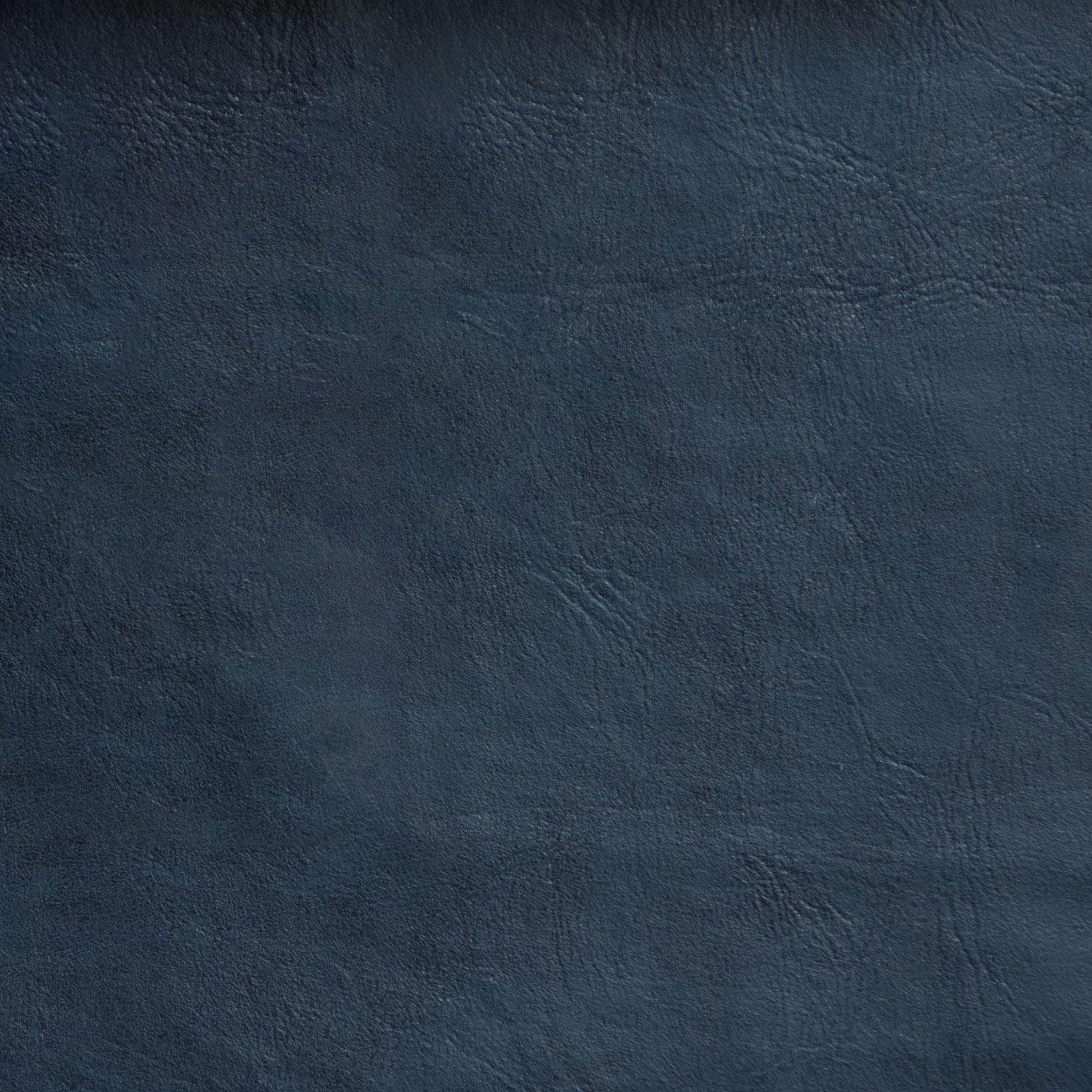 Denim Faux Leather Swatch