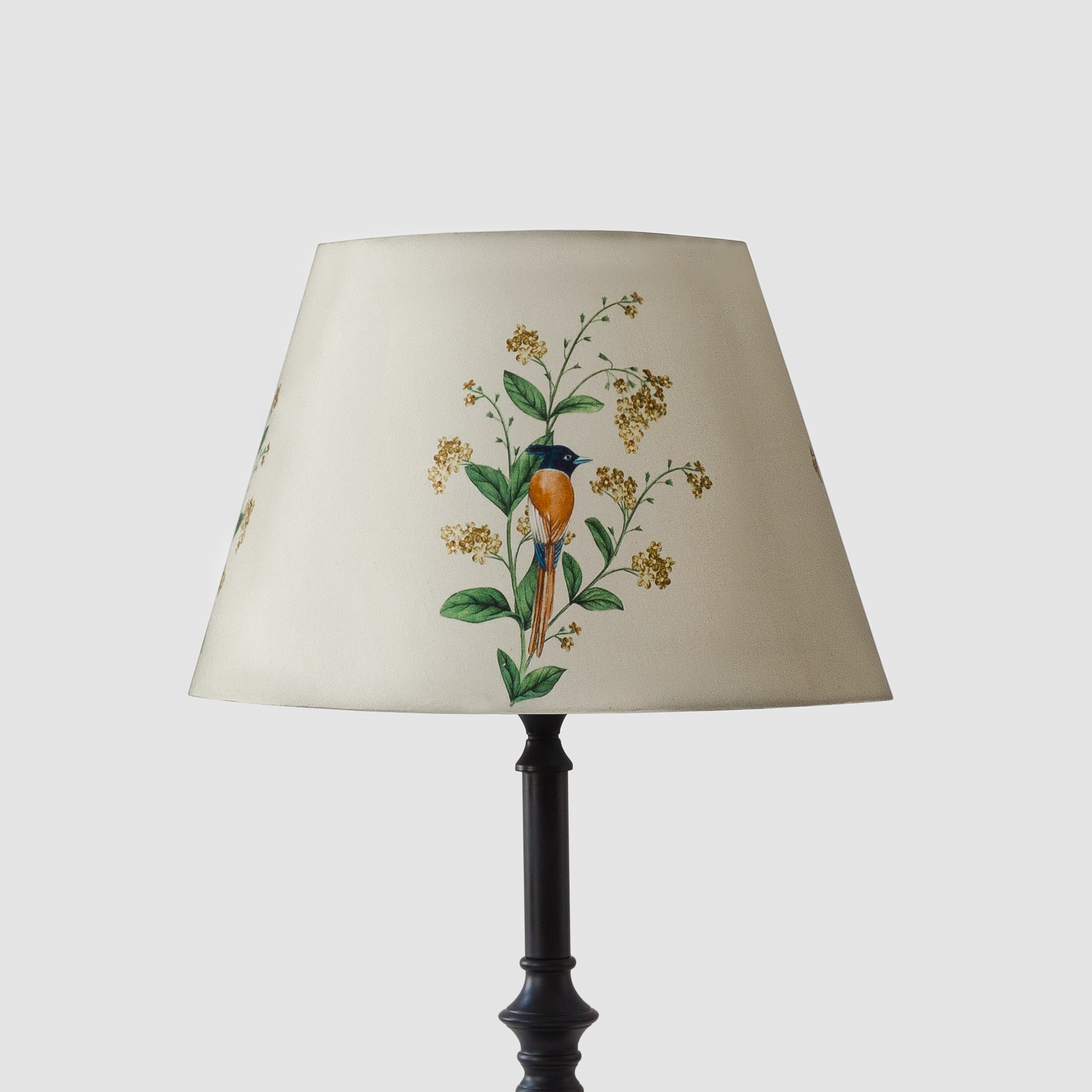Cottage Bell Lampshade - Large - A Persian Corridor Spring