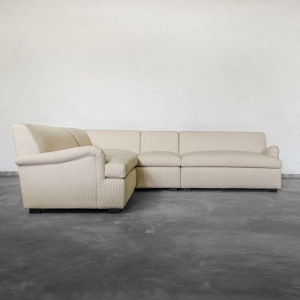 Large L Shape Sectional- Roll Arms