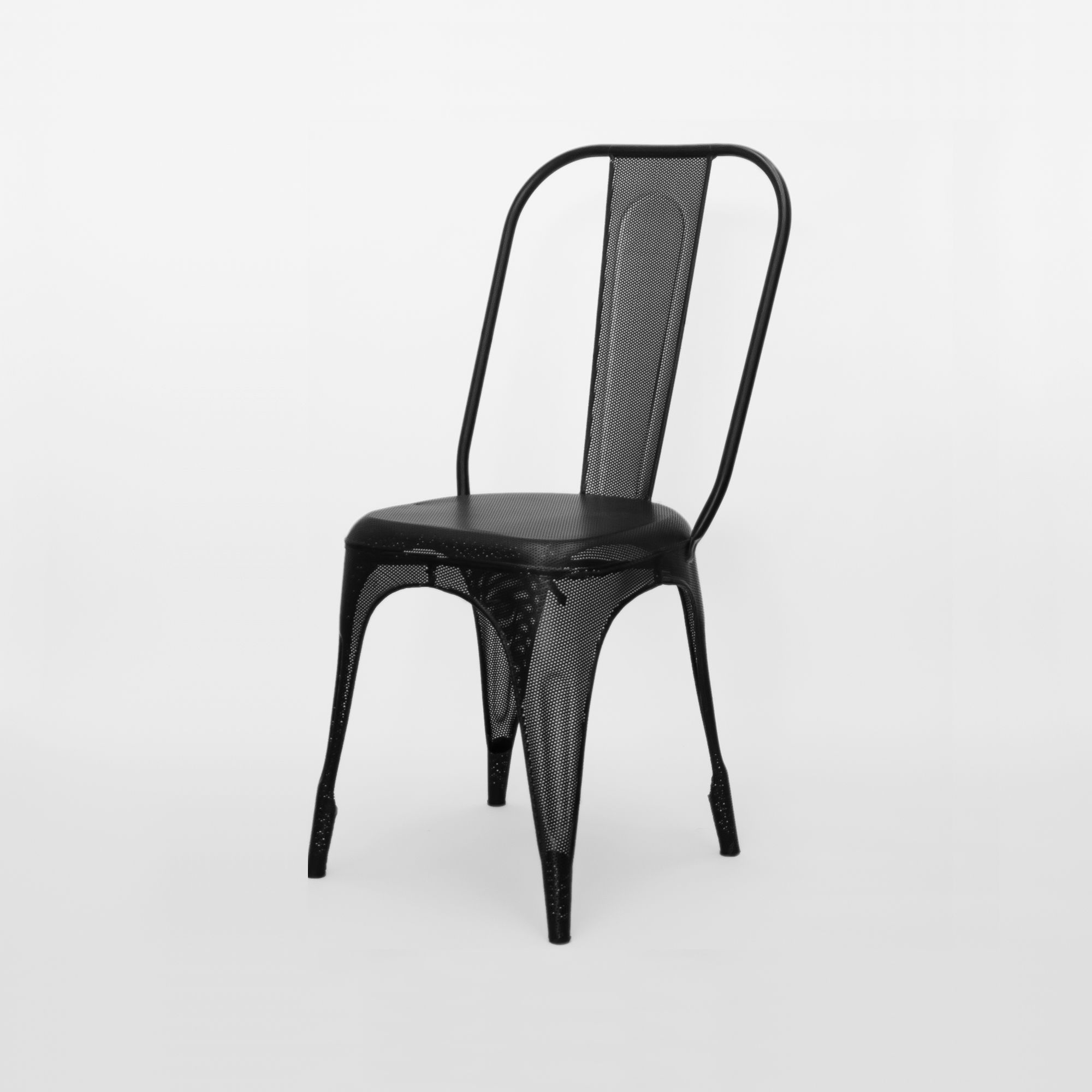 Walden Mesh Chair - Ebony
