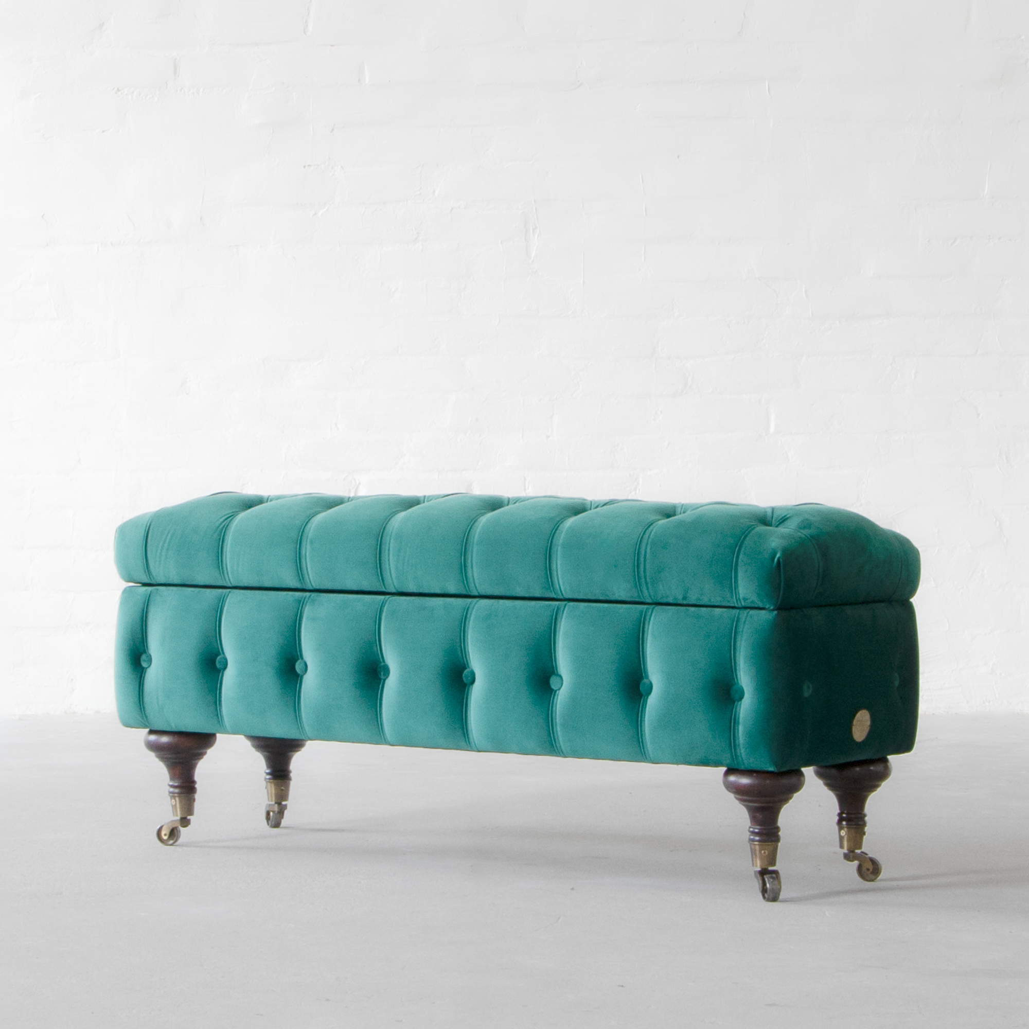 Elma Tufted Storage Bench