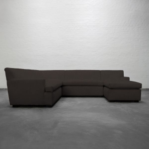 L Shape Xtra Large Sectional With Chaise- Manor