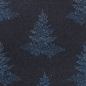 "Fern Hill Night Time Fabric Swatch 6"" x 6"""