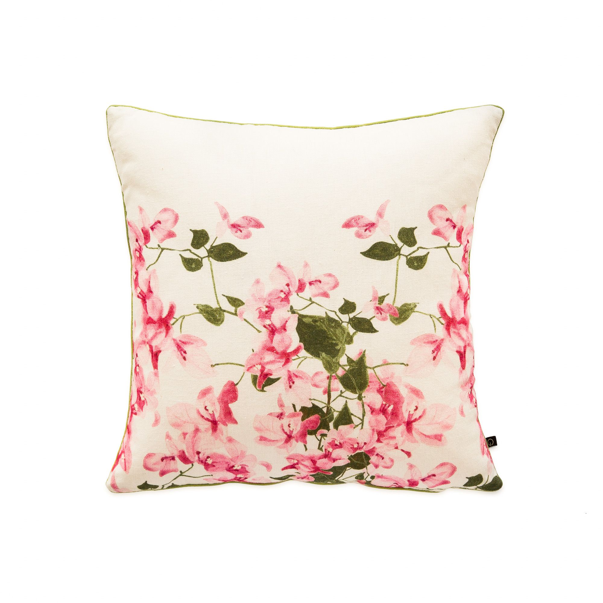 Pink Flower Cushion Covers Flowers Healthy