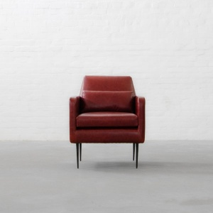 Frankfurt Leather Armchair